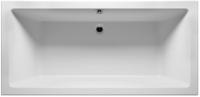 Ванна акриловая Riho Lusso 170 / BA18005 (с ножками и экраном) -
