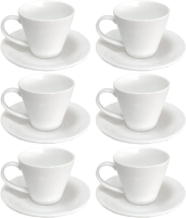 Набор для чая/кофе Wilmax WL-993004/6С -