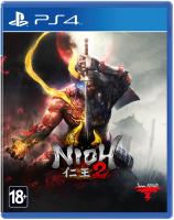 Игра для игровой консоли Sony PlayStation 4 Nioh 2 -
