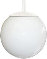Потолочный светильник Элетех Шар 250 НСО 17-150-300 / 1005250855 (белый) -