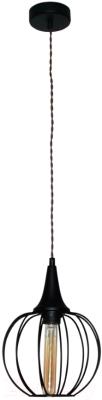 Потолочный светильник Элетех Форма 211 НСБ 01-60-142 / 1005404240 (черный)