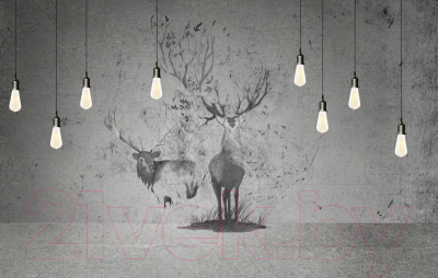Фотообои листовые Citydecor Лофт 2