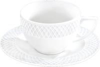 Чашка с блюдцем Wilmax WL-880105/АВ -