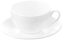 Чашка с блюдцем Wilmax WL-993191/АВ -