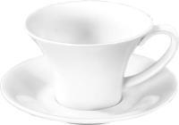 Чашка с блюдцем Wilmax WL-993172/АВ -