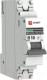 Выключатель автоматический EKF PROxima ВА 47-63 1P 10А (B) 4.5kA / mcb4763-1-10B-pro -