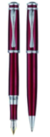 Набор ручек имиджевых Regal Montgomery L-21-501FB (шариковая+перьевая) -