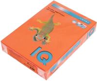 Бумага IQ Intensive OR43 А4 500л 80 г/м2 (оранжевый) -