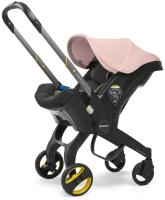 Детская прогулочная коляска Simple Parenting Doona с автокреслом (Blush Pink) -