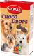 Лакомство для собак Sanal Choco Drops / 2300SD (125г) -