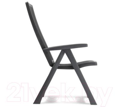Кресло садовое Keter Montreal / 228103 (коричневый)