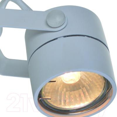 Спот Arte Lamp Lente Bianco A1310AP-1WH