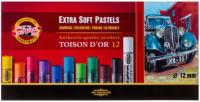 Набор сухой пастели Koh-i-Noor Toison D'or / 8552012001KZ -