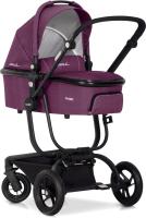 Детская универсальная коляска EasyGo Soul 3 в 1 (Purple) -