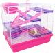 Клетка для грызунов Rosewood Пико / 19177/RW (XL, розовый) -