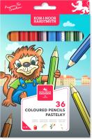 Набор цветных карандашей Koh-i-Noor Lion 3555036034 (36шт) -