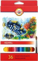 Набор акварельных карандашей Koh-i-Noor 3719036004 (36шт) -
