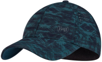 Бейсболка Buff Trek Cap Kibwe Blue (122584.707.30.00) -