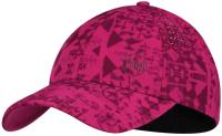 Бейсболка Buff Trek Cap Azza Pink (122585.538.20.00) -