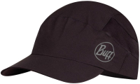 Бейсболка Buff Pack Trek Cap Solid Black (117218.999.10.00) -