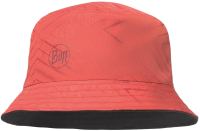 Панама Buff Travel Bucket Hat Collage Red-Black (M/L, 117204.425.25.00) -