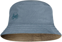 Панама Buff Travel Bucket Hat Zadok Blue-Olive (S/M, 122592.707.20.00) -