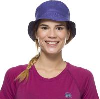 Панама Buff Travel Bucket Hat Eidel Denim-Blue (S/M, 122593.788.20.00) -