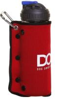 Поилка дорожная для животных DOOG BB3IN1R (красный) -