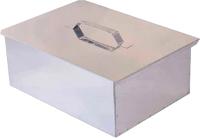 Коптильня Ивент Групп Стандарт Плюс 480х280х170 (нержавеющая сталь, 0.8мм) -