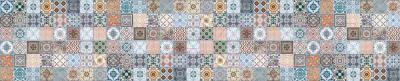 Скиналь Оптион Текстуры. Керамика 39 (стекло, 2800x600x3)