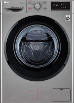 Стиральная машина LG F2M5HS6S