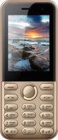 Мобильный телефон Vertex D567 (золото) -