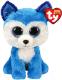 Мягкая игрушка TY Beanie Boo's Щенок хаски Prince / 36310 -