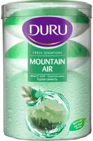 Набор мыла Duru Fresh Sensations Горная свежесть (4x110г) -