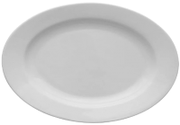 Тарелка столовая мелкая Lubiana Kaszub Hel 0257 -