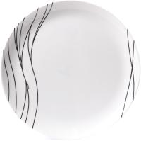 Тарелка столовая мелкая Luminarc Diwali Gideon Q0306 / 95012 -