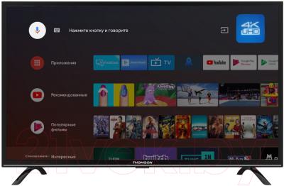 Телевизор Thomson T50USL7000 (черный)