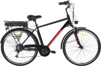 Электровелосипед AIST Amper 28 2020 (черный) -