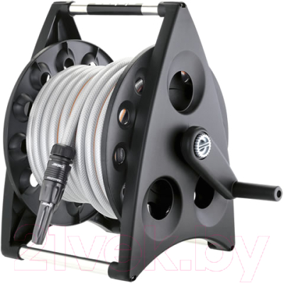 Катушка для шланга Claber Kiros Kit / 8945 катушка для шланга rr italia galvanised rr210