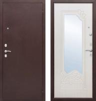 Входная дверь Йошкар Ампир Белый ясень (96x206, правая) -