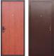 Входная дверь Юркас Гарда Стройгост 5 Рустикальный дуб (86x205, левая) -
