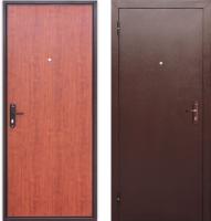 Входная дверь Юркас Гарда Стройгост 5 Рустикальный дуб (96x205, левая) -