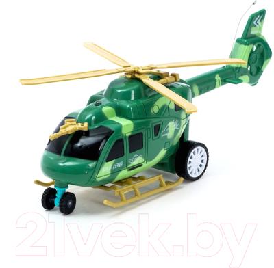 Радиоуправляемая игрушка Sima-Land Вертолет Штурм в небе / 2464039
