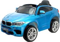 Детский автомобиль Sima-Land BMW X6M / 4351825 (синий глянец) -