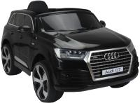 Детский автомобиль Sima-Land Audi Q7 / 2621050 (черный глянец) -