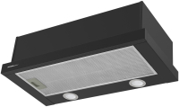Вытяжка скрытая HOMSair Flat 50 (черный) -