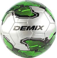 Футбольный мяч Demix DF250-A3 (размер 5, серый) -
