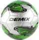Футбольный мяч Demix DF250-A3 (р-р 5, серый) -