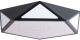 Потолочный светильник Arte Lamp Multi-Piazza A1931PL-1BK -