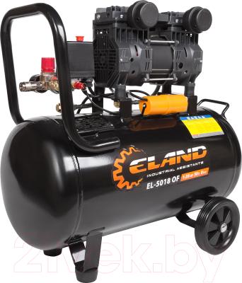Воздушный компрессор Eland EL-5018 OF
